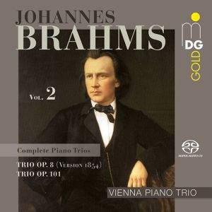 Brahms: Complete Piano Trios Vol. 2