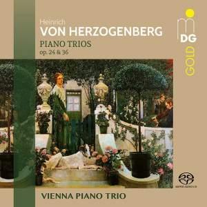 Herzogenberg: Piano Trios Op. 24 & 36