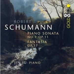 Schumann: Piano Sonata & Fantasia