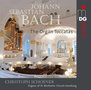 JS Bach: Organ Toccatas On All Four Organs Of St. Michael's Church