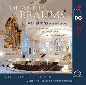 Brahms: Haydn Variations & Handel Variations