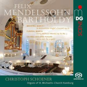 Mendelssohn: Transcriptions for Organ