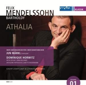Mendelssohn: Athalie - incidental music, Op. 74 Product Image