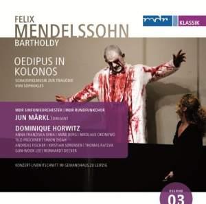 Mendelssohn: Ödipus in Kolonos - incidental music, Op. 93 Product Image
