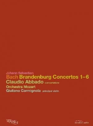 Bach, J S: Brandenburg Concertos Nos. 1-6 BWV1046-1051 (complete)