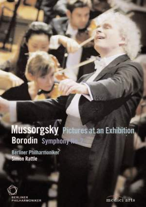 Sir Simon Rattle conducts Mussorgsky & Borodin