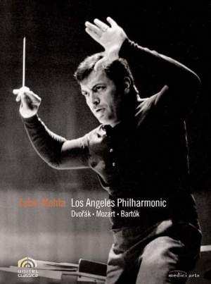 Zubin Mehta conducts Mozart, Bartók & Dvorak