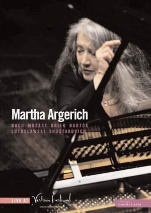 Martha Argerich - Verbier 2007-2008