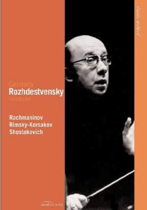 Gennady Rozhdestvensky