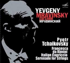 Tchaikovsky: Symphonic Works