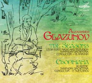Glazunov: The Seasons & Chopiniana