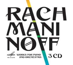 Rachmaninoff: Works for Piano and Orchestra