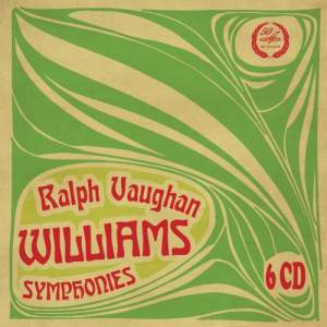 Vaughan Williams: Symphonies Nos. 1-9