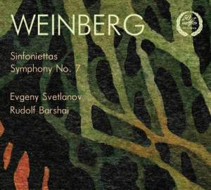 Weinberg: Sinfoniettas & Symphony No. 7 Product Image