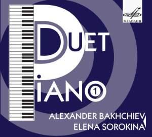 Piano Duet Vol. 1