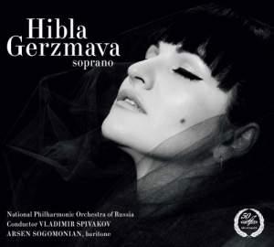 Hibla Gerzmava: Soprano