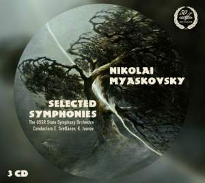 Myaskovsky: Selected Symphonies