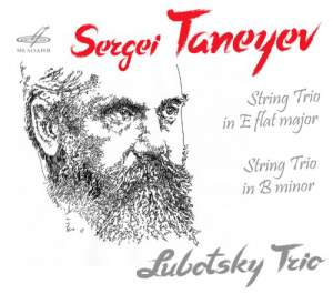 Taneyev: String Trios