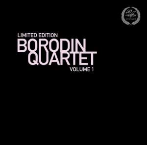 Borodin Quartet Volume 1 - Vinyl Edition