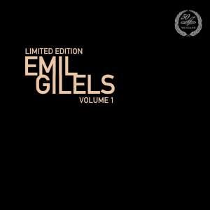 Emil Gilels Volume 1 - Vinyl Edition