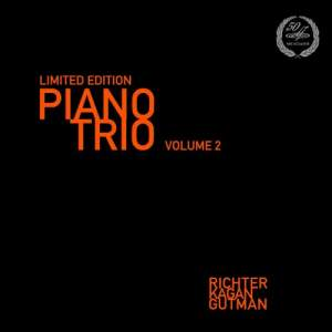 Piano Trio, Volume 2 - Vinyl Edition