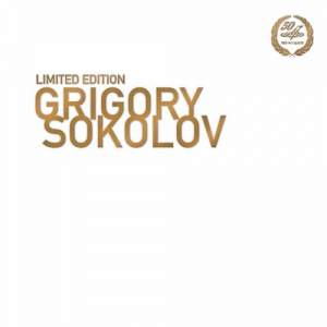 Grigory Sokolov Volume 1 - Vinyl Edition