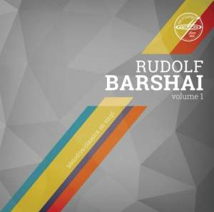 Rudolf Barshai Volume 1 - Vinyl Edition