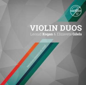 Violin Duos - Vinyl Edition
