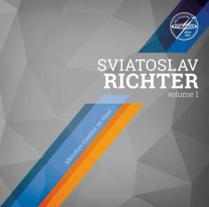 Beethoven: Richter Volume 1 - Vinyl Edition
