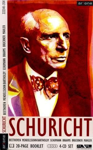 Carl Schuricht Conducts