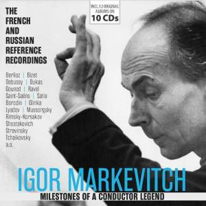 Igor Markevitch - Milestones of a Conductor Legend
