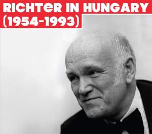 Richter in Hungary (1945-1993)