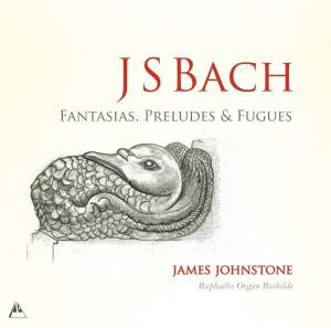 JS Bach: Fantasias, Preludes & Fugues Product Image