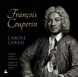 François Couperin: Complete Works for Harpsichord Product Image