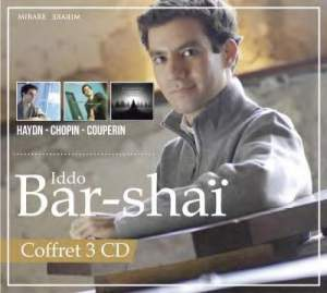 Iddo Bar-Shaï: Haydn, Chopin & Couperin