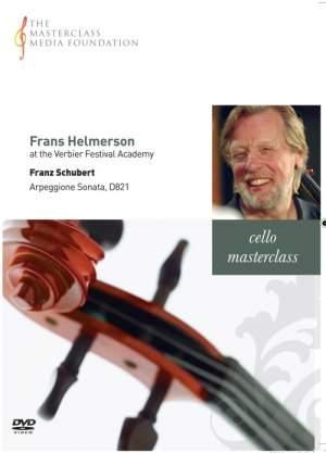 Frans Helmerson - Schubert: Sonata in A minor 'Arpeggione', D821