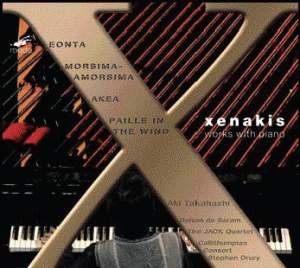 Xenakis Edition Volume 11 - Works with Piano
