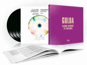 Debussy: 24 Preludes - Vinyl Edition Product Image