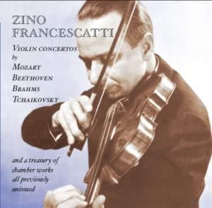 Zino Francescatti In Performance