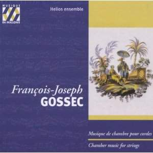 Gossec: Works for Chamber Orchestra