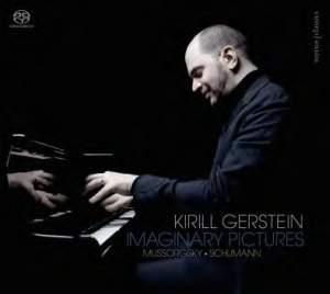 Imaginary Pictures: Kirill Gerstein