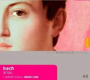 Baroque Voices 44 - Bach: Arias