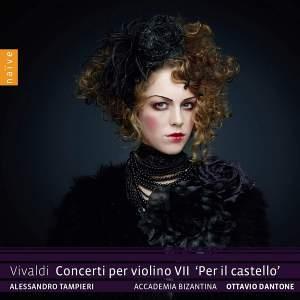 Vivaldi: Concerto per Violino VII 'Per il castello' Product Image