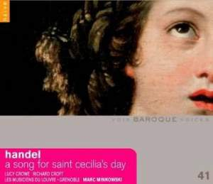 Baroque Voices 41 - Handel: A Song for Saint Cecilia's Day
