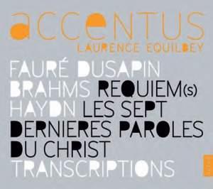Accentus Box 5 CDs