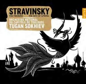 Stravinsky: Rite of Spring & The Firebird