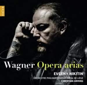 Wagner Opera Arias Naive V5413 Cd Presto Classical