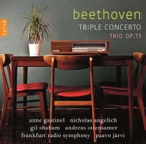 Beethoven: Triple Concerto & Trio Op. 11