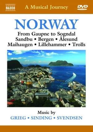 Norway - From Gaupne to Sogndal Product Image