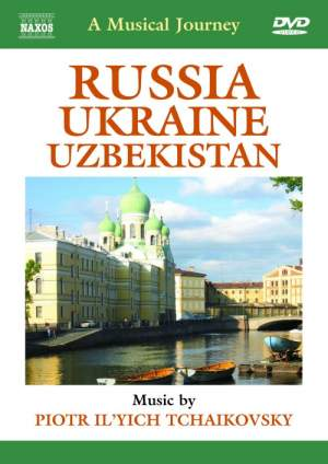 Russia, Ukraine & Uzbekistan